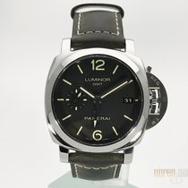 パネライ (Panerai) Luminor 1950 3 Days GMT Acciaio PAM00535 aus  2015
