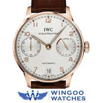 IWC - Portuguese Automatic - Red Gold Ref. IW500113