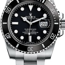 Rolex Submariner Date 40mm Steel Ceramic 116610LN