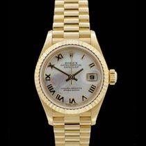 Rolex Lady Datejust - Ref. 79178 - 18. Karat Gelbgold -...