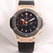 Hublot Big Bang Limited Edition Uefa Euro 2008 Ceramic &...
