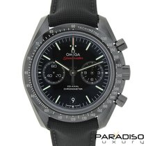オメガ (Omega) Speedmaster Moonwatch Chronograph Dark side of the...