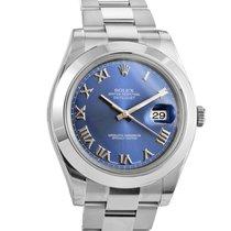 Rolex Oyster Perpetual Datejust II 116300 blro