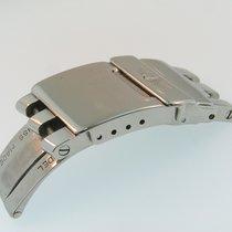 Breitling Chronomat Faltschliesse In Stahl 18mm Buckle Steel...