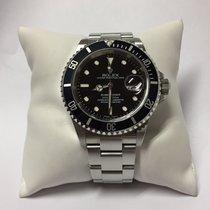 Rolex Submariner Black Dial Stainless Steel