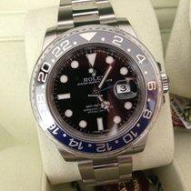 Rolex 116710BLNR GMT Master II Ceramic Black Blue 2013