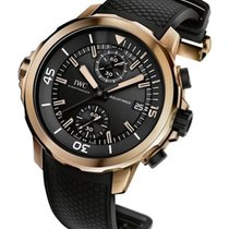 IWC IW379503 Aquatimer Chronograph Expedition Charles Darwin...