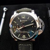 パネライ (Panerai) (NEW)LUMINOR 1950 3 DAYS GMT AUTOMATIC ACCIAIO...
