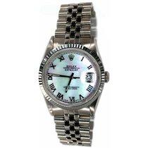 Rolex Datejust Men's Perfect New Condition Model 16200...