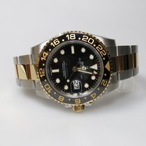 Rolex GMT Master II - Stahl/Gold - Ref.116713LN - Full Set