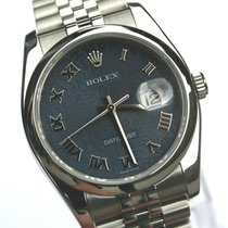Rolex Oyster Perpetual Datejust Automatik 116200 Jubilee Dial