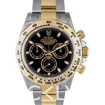 Rolex Daytona Black/18k gold Ø40mm - 116503