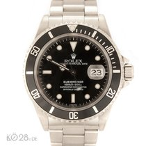 Rolex Submariner Date 16610 Steel Box + Papers 1999 LC100
