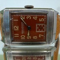 Jaeger-LeCoultre vintage reverso 1930 RED dial meca ref 3256