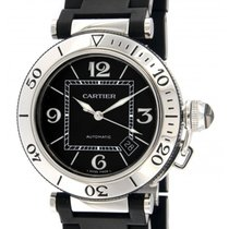 Cartier Pasha Seatimer 2790 Steel, Rubber, 40mm