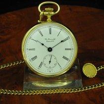 Tissot & Fils Replica 1900 Gold Mantel Open Face Taschenuhr