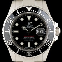 Rolex S/S Unworn Red Writing Sea-Dweller 43mm B&P 126600