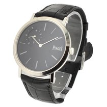 Piaget G0A34114 Altiplano Small Seconds in White Gold - On...