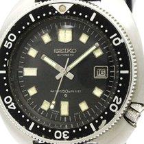 Seiko Vintage Seiko 150m Diver Steel Rubber Automatic Mens...