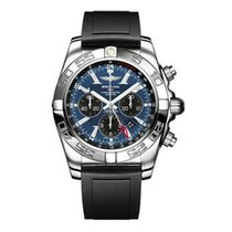 Breitling AB041012/C835-diver-pro-ii-black-tang Chronomat GMT...