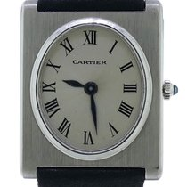 "Cartier Mens Vintage 1969 Cartier / Piaget ""tank Ovale&#34..."