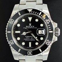 Rolex Submariner 116610 Date Ceramic Bezel Oyster Steel Watch...