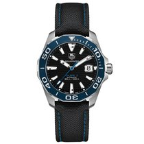 TAG Heuer Aquaracer 41mm Date Automatic Mens Watch Ref...