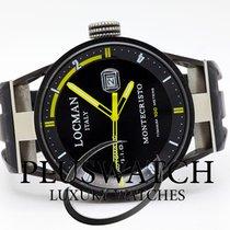 Locman Montecristo Titanium/Steel Automatic 44mm 3801