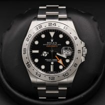 Rolex Explorer Ii 216570 Stainless Steel