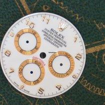 Rolex DAYTONA Zifferblatt WHITE GG  ARAB# 116523+116518+116528...