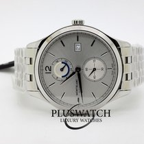 Montblanc Heritage Chronograph Automatic Silver dial R
