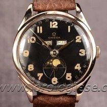 オメガ (Omega) Cosmic Ref. 2271 Vintage 1947 Pink Gold &...