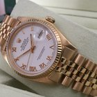 Ρολεξ (Rolex) Oyster Datejust Jubilee Yellow Gold White Roman...