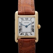 Cartier Tank 18k Yellow Gold Ladies 1150