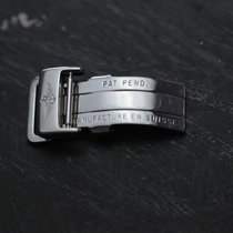 Breitling Stainless Steel Fold Clasp  14 mm