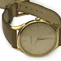IWC vintage 18k yellow gold Gent's wristwatch