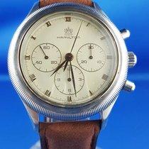 Hamilton Chronograph TriCompax Lemania