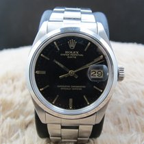勞力士 (Rolex) OYSTER DATE 1500 with Tropical Glossy Gilt Dial