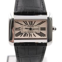 Cartier Tank Divan Like New Full Set