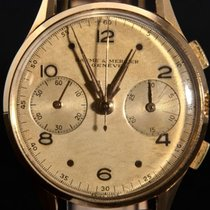 Baume & Mercier - Vintage Chronograph - Rose Gold - Men -...