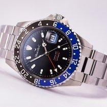 Marcello C. Tridente GMT Blue/Black Batman Automatic 1000m/3300ft