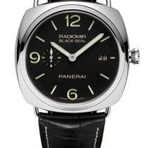Panerai RADIOMIR BLACK SEAL 3 DAYS AUTOMATIC PAM388