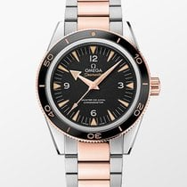 Ωμέγα (Omega) Seamaster 300 Omega Master Co-Axial 41 mm