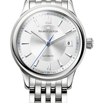 Maurice Lacroix Les Classique Date, Silver Index Silver Dial,...