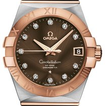 Omega Constellation Co-Axial Automatic 38mm 123.20.38.21.63.001