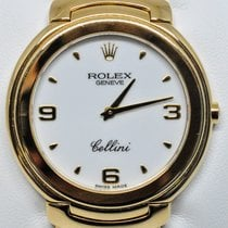 Rolex 18ct yellow gold Cellini