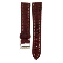 Breitling Bordeaux Crocodile Leather Strap 18mm/16mm