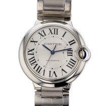 Cartier Ballon Bleu 36mm Medium Model Automatic Automatic...
