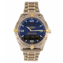 Breitling Aerospace Repetition Minutes Watch F65062 (Pre-Owned)