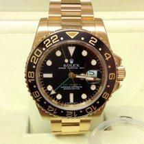 Rolex GMT-Master II 116718LN - Serviced By Rolex